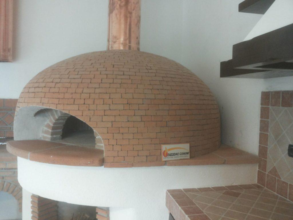 Forno Artigianale A Legna Per Pizzerie A Napoli Caserta E Campania